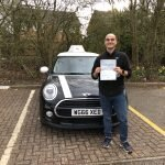 best driving instructor Wrexham
