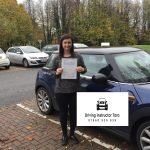 Driving lessons near me