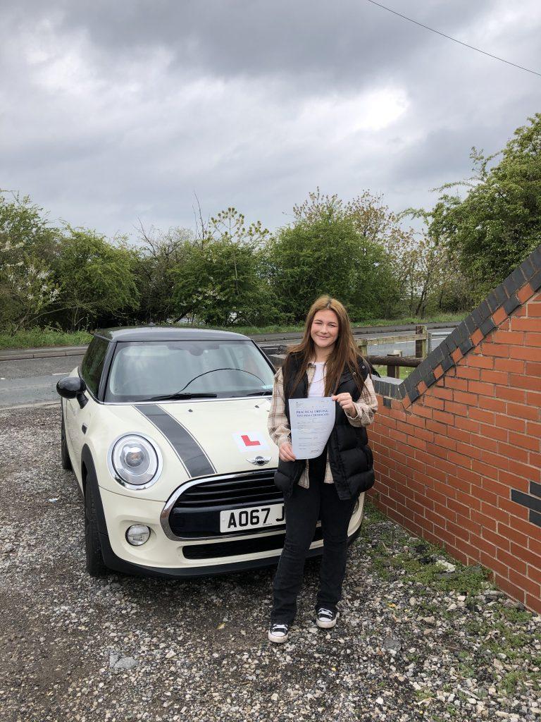 Driving lessons Wrexham